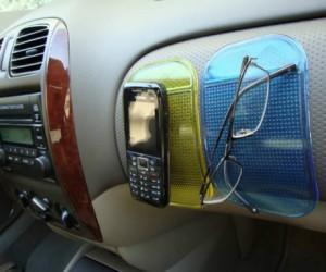 Gelly Sticky Pad for Car Dashboard