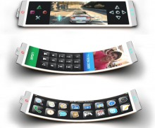 Philips Fluid Wearable Smartphone