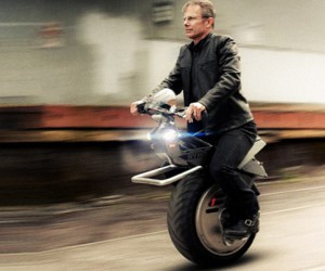 RYNO Single Wheeled Motorcycle-Scooter