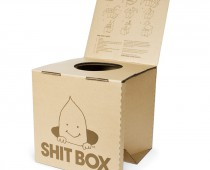 Shit Box for Outdoors