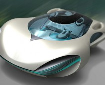The Taihoo 2046 Concept Car