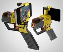 Laser Blaster for iPhone, iPad, Android