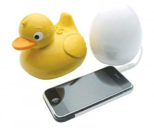 iDuck-Waterproof Wireless Speaker