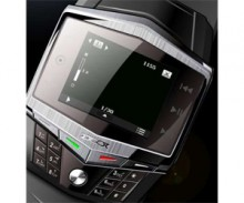 GD910 Ultra-thin Watch Mobile Phone