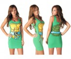 Ninja Turtle Dress