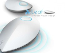 Self-Charging Wireless Mouse