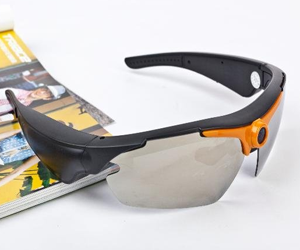 Eyewear - Sport Gases with HD Camera