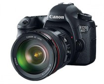 Canon EOS 6D-The Alien
