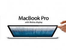 Apple MacBook Pro 15.4-Inch Laptop with Retina Display