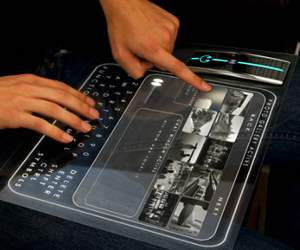 Future Computer Touch Technology
