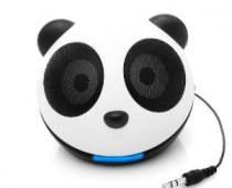 GOgroove Panda Pal Portable Mini Speaker System