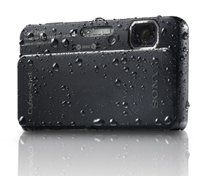 Sony Cyber-Shot DSC-TX10 16.2MP Waterproof Digital Camera