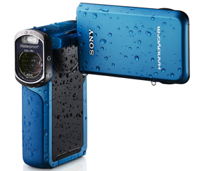 Sony Waterproof HD Camcorder