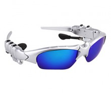 Sunglasses with Built-in MP3 Player
