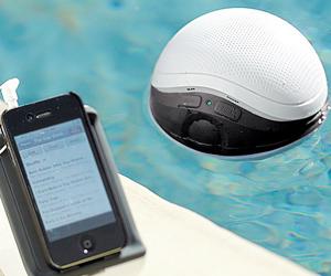 Beautiful Wireless Pool Speaker