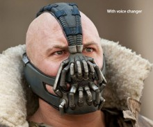 Bane Mask With Voice Changer