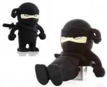 Black Ninja USB Memory Stick