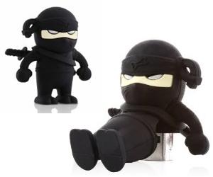 Black Ninja USB Memory Stick