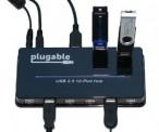 Plugable USB 2.0 10 Port Hub