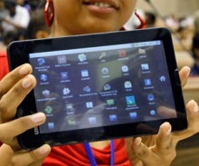Aakash 2 - the Cheapest Android Tablet