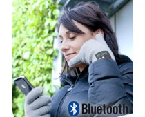 Bluetooth Gloves - Talk to the Hand