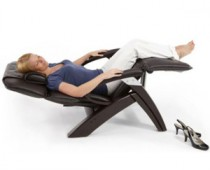 Inner Balance Zero Gravity Chair with Vibration Massage