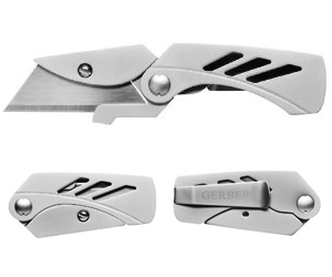 Pocket Knife with Money Clip