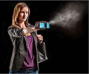 Spray Protection iPhone Case