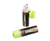 USB Rechargable AA Battery