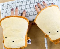 USB Toast Hand Warmers