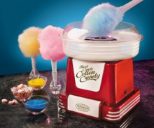Home Retro Candy Cotton Maker
