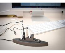 Kikkerland USB Battleship