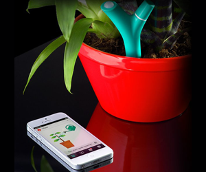 Parrot Flower Power - The Most Advanced Plant Sensor