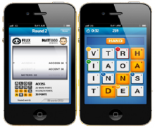 Ruzzle–the fastest word game