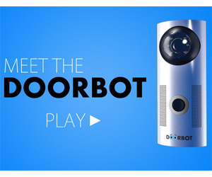 The DoorBot  sc 1 st  Want-That.com & DoorBot - The Wi-Fi Enabled \