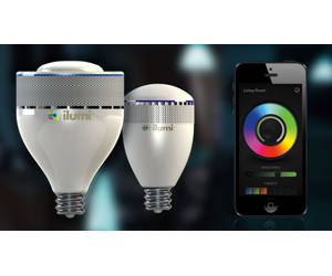 iLumi - the Most Intelligent Light Bulb