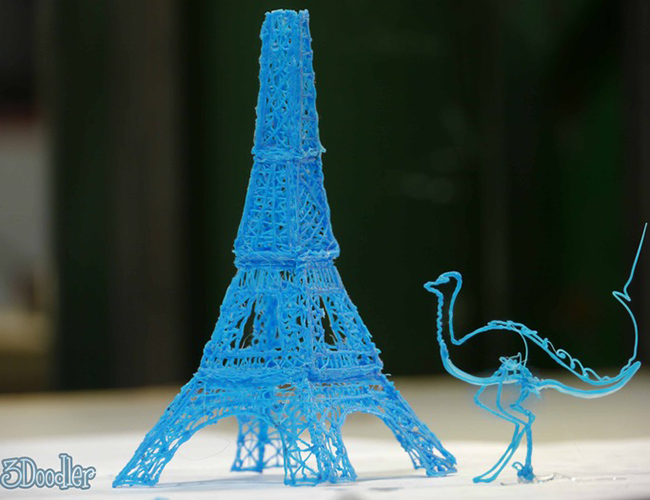 3Doodler – the World's First 3D Printing Pen-1