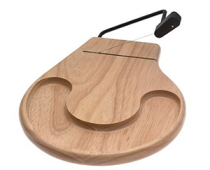 Cheese Slicer and Tray in One