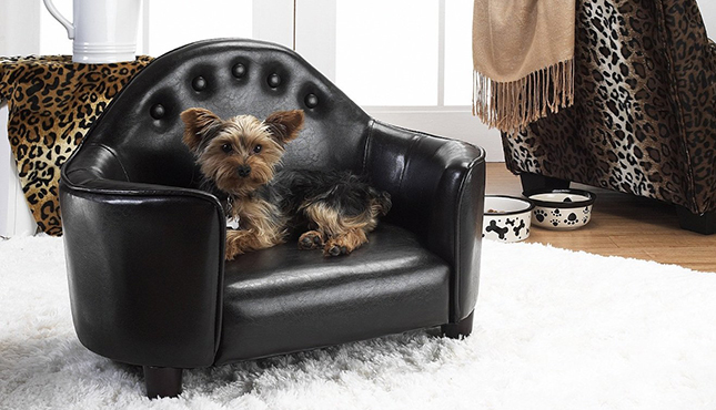 Home Pet Luxe Lounger-2