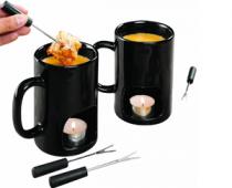 Personal Fondue Mug