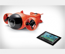 AquaBotix HydroView Remote Controlled Underwater Vehicle