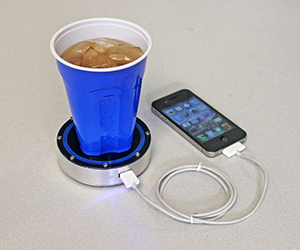 Epiphany onE Puck - Heat-Cold Phone Charger