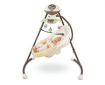 Fisher-Price Cradle and Swing