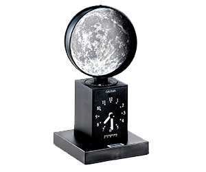 Galilea Moon Phase Calendar Clock