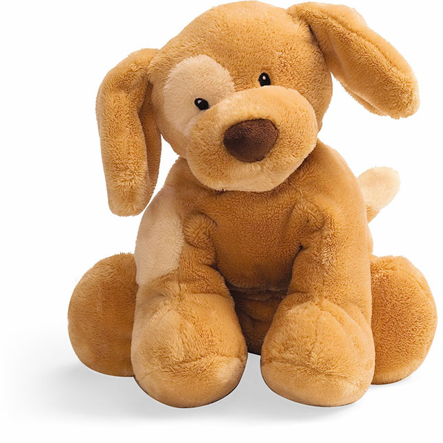 Gund Baby Spunky Plush Puppy Toy