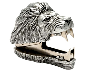 Jac Zagoory Lion's Staple Remover