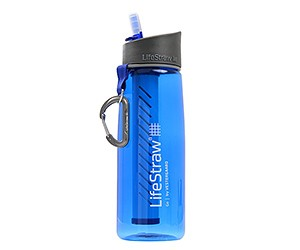 Lifestraw Filtration Water Bottle