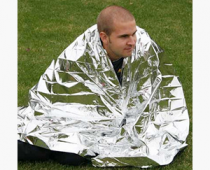 Mylar Rescue Blanket