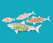 Nesting Fish Dishes