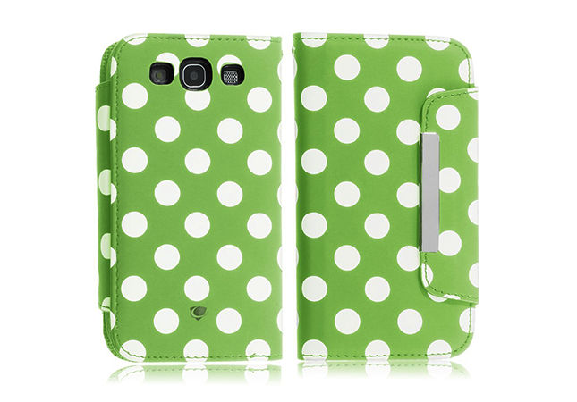 Wallet-Case for Galaxy S III